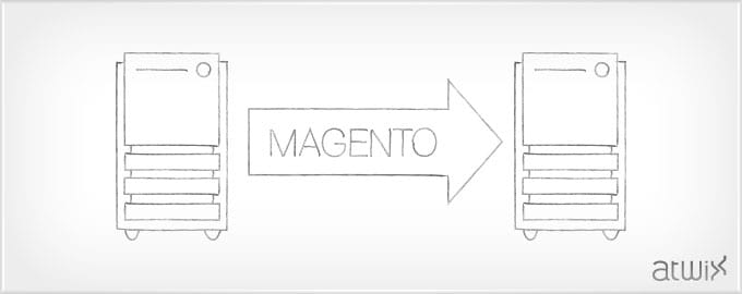 Moving Magento To Another Server