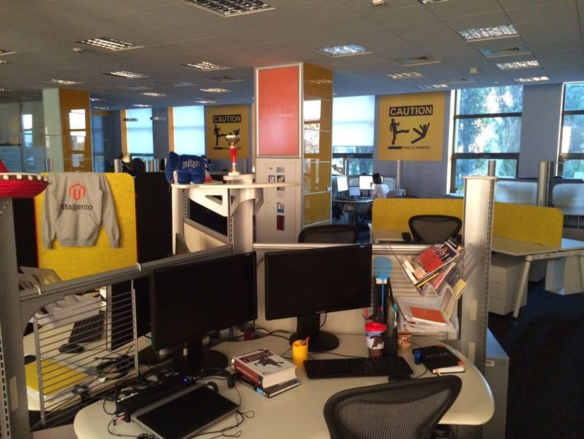 Magento Office 2