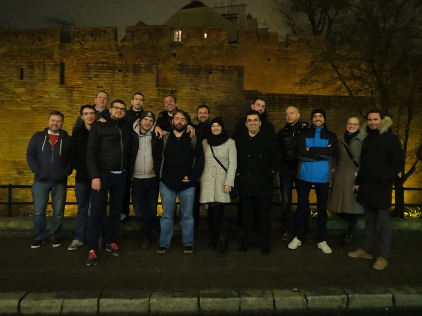 Community Dinner Meet Magento Poland 2014
