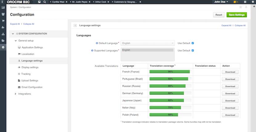 language-settings-page