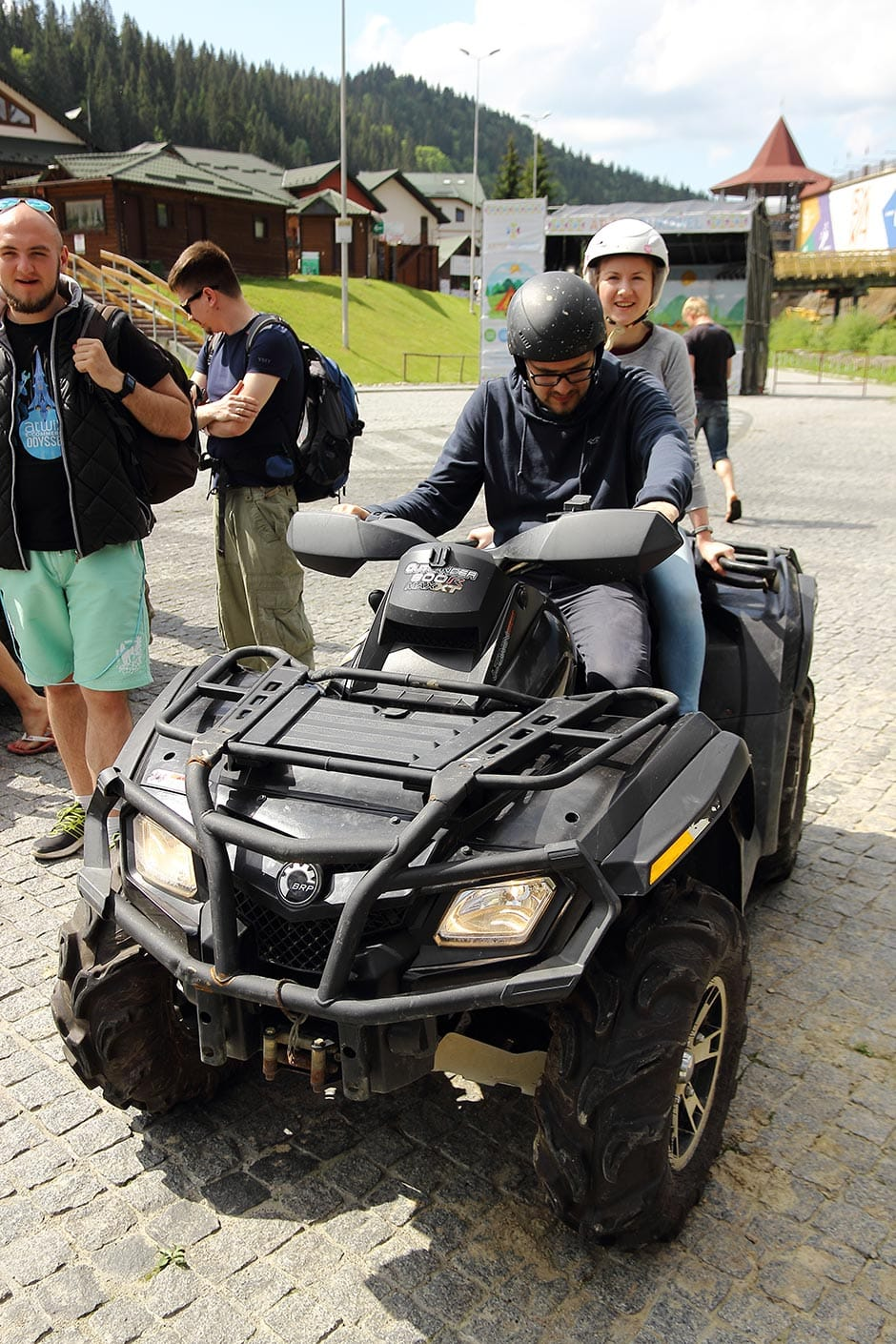 Atwix on quad bikes