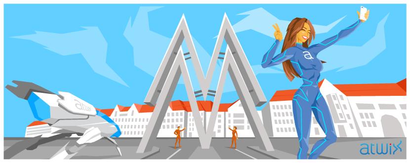 Atwix at Meet Magento DE 2016