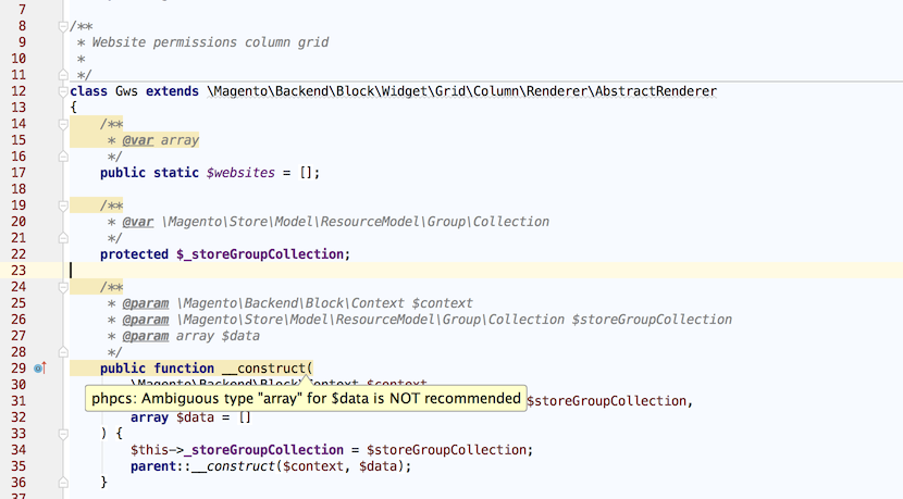 Codesniffer for Magento 2 in PHPStorm