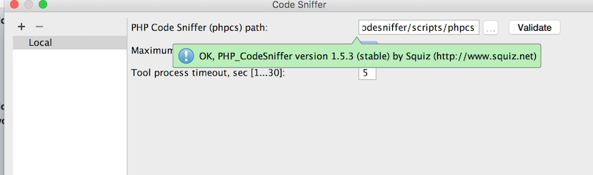 Magetno 2 Codesniffer PHPStorm configuration