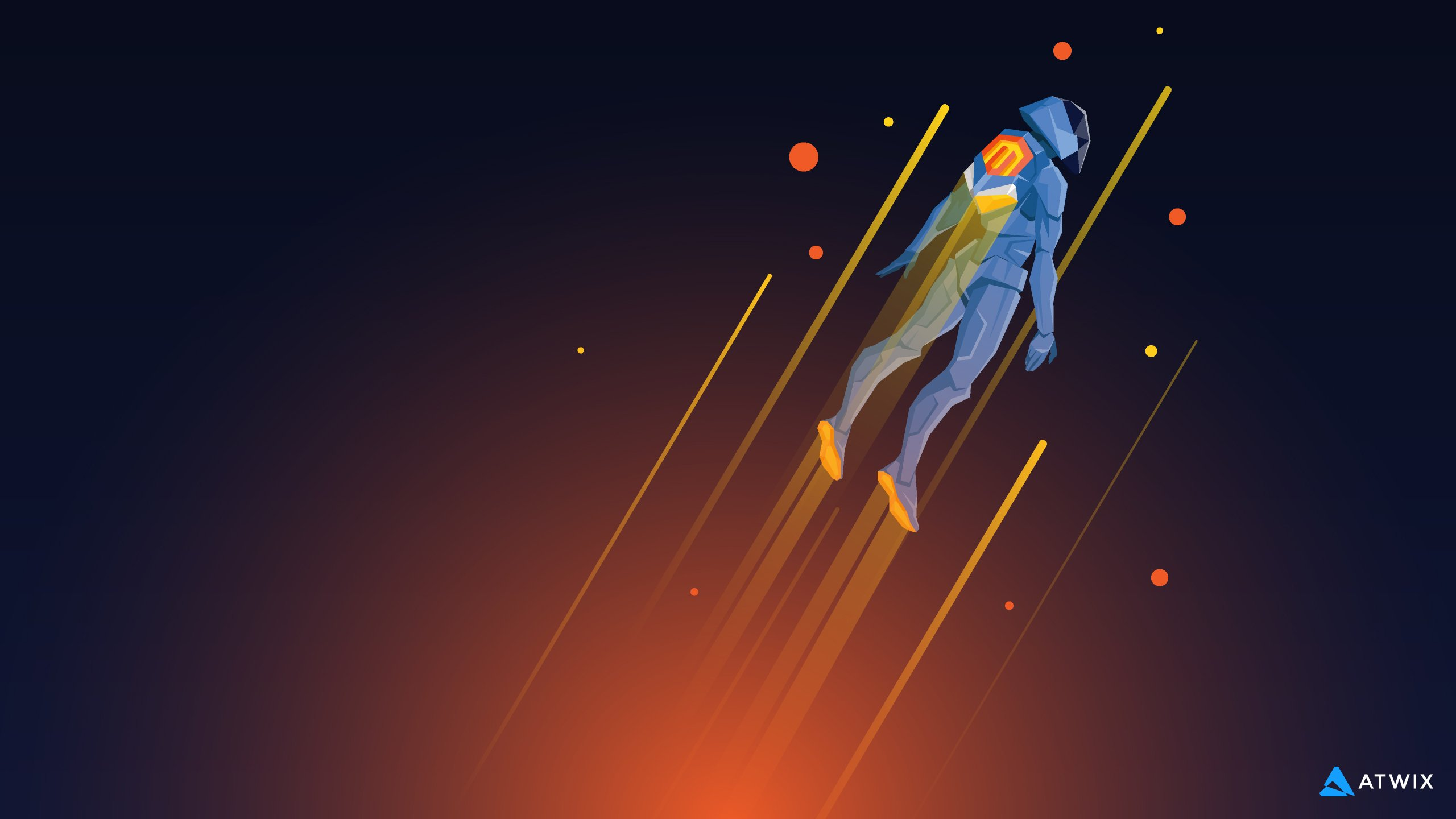 Outer space magento wallpapers atwix - Space 2560 x 1440 ...