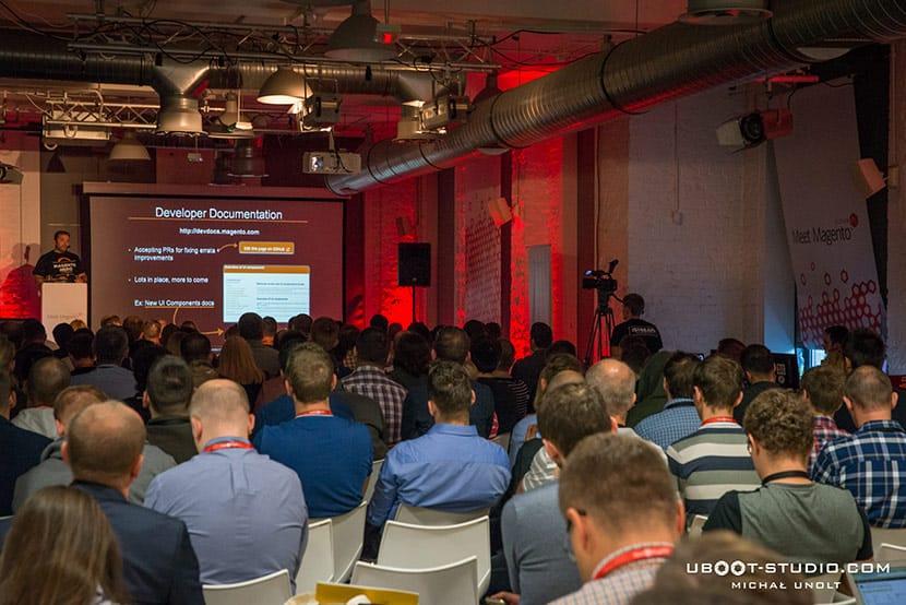 Ben Marks Meet Magento Poland 2016