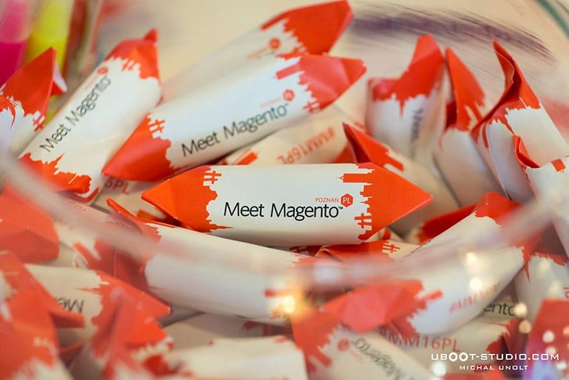 Treats from Meet Magento Poland