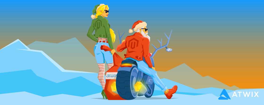 Magento winter wallpapers