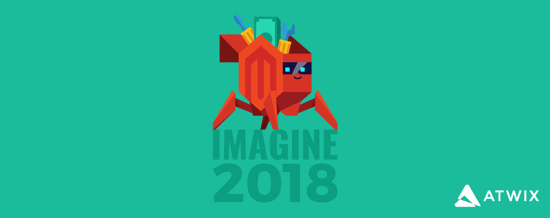 A Cute Magento Bug wallpaper preview