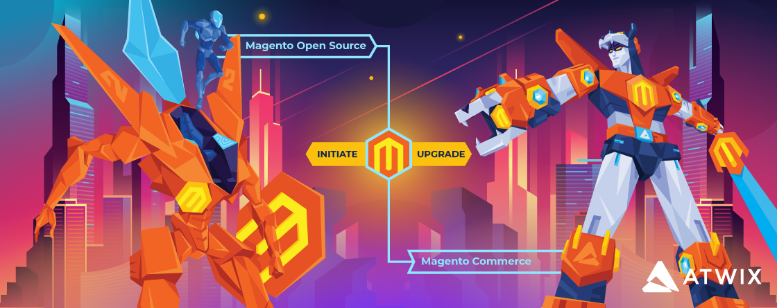 Top 5 Reasons it might be time to upgrade Magento Open Source to Magento Commerce